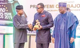 Presidency honours Alibaba with award of excellence