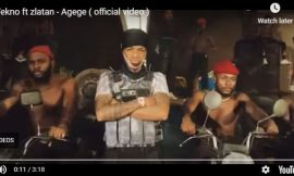 """Tekno releases video, """"Agege,"""" 'lorry of 'half-naked' girls"""