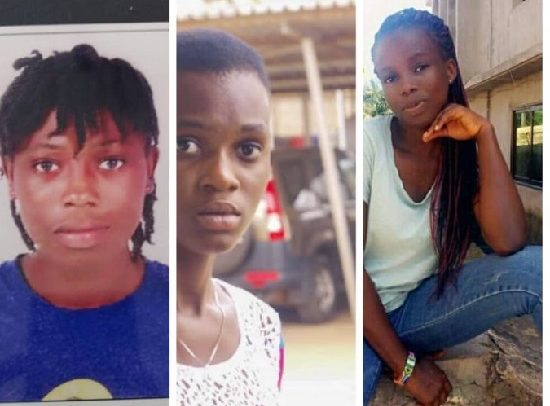 Just In News: Dead bodies of Takoradi missing girls discovered