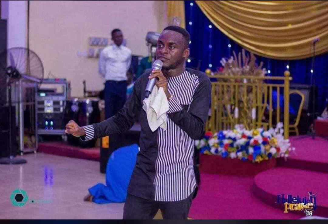Breaking news : Gospel Singer Owoahene Acheampong has passed