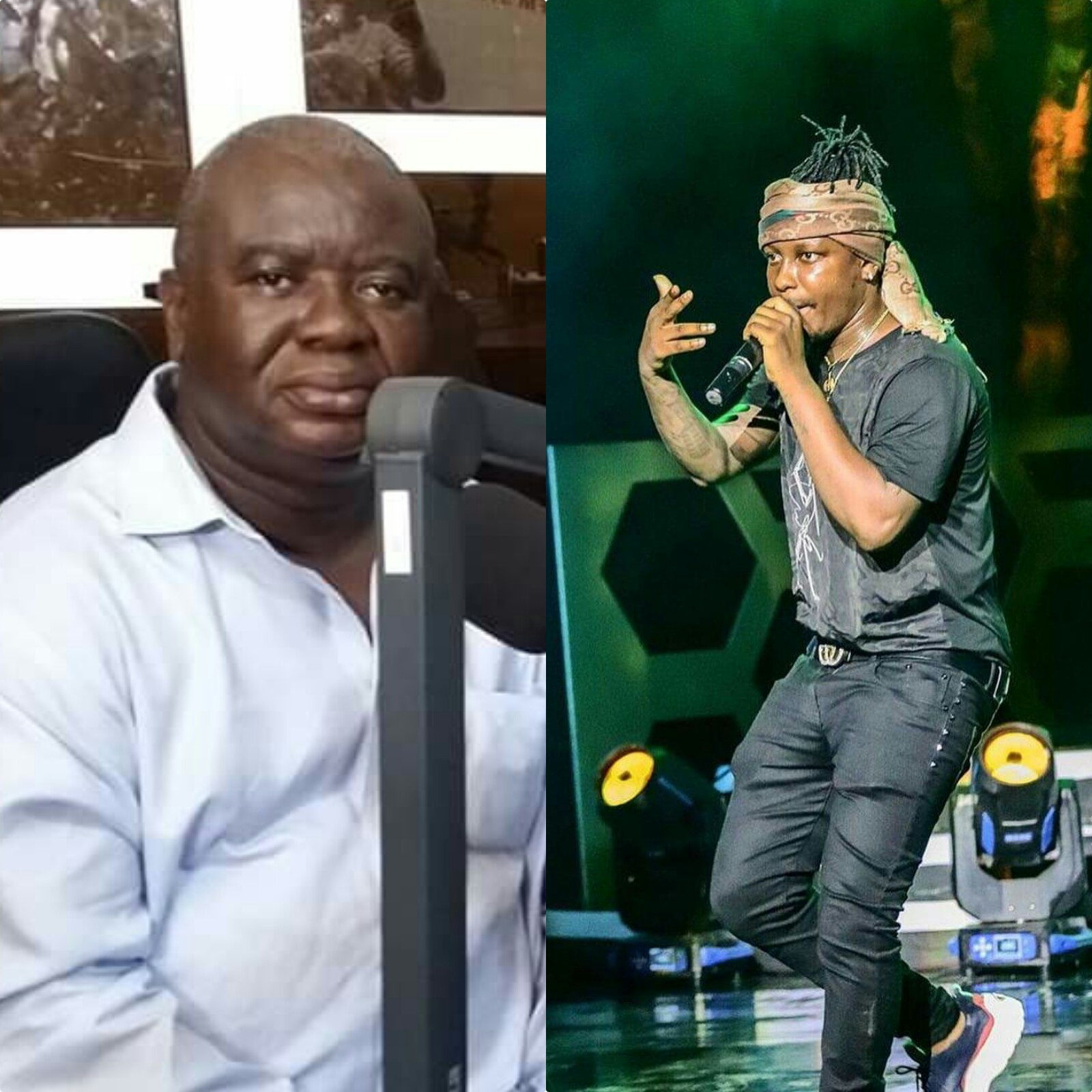 """I will not let the """"pride and arrogance"""" tag affects your career – Fred Kyei Mensah assured Kelvyn Bwoy"""