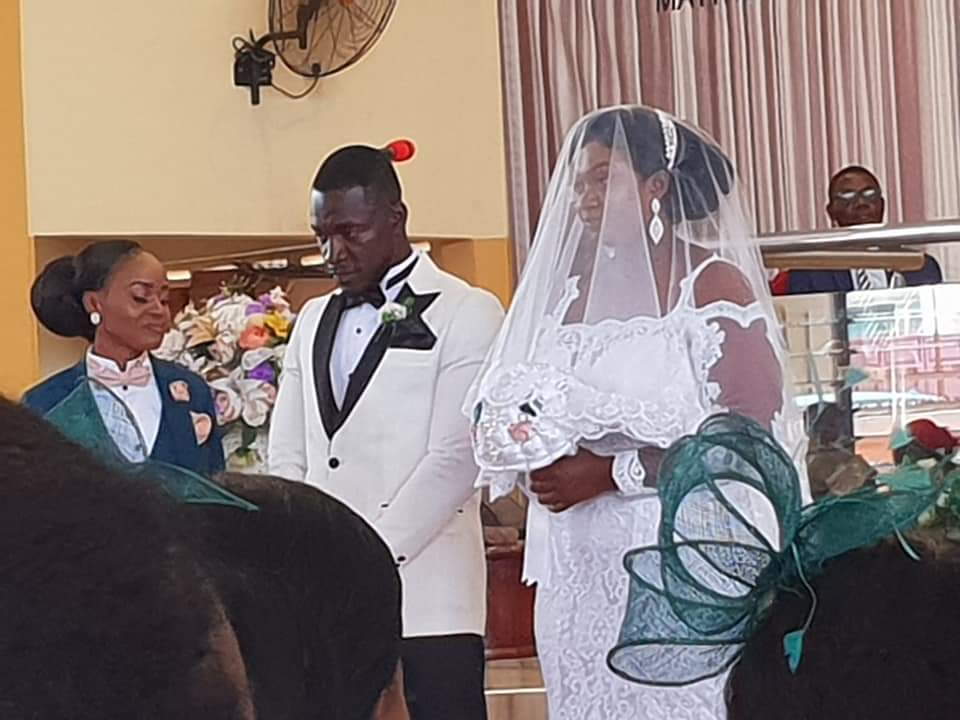 PHOTOS ONLY: Adom fm's Jerry Justice gets married today