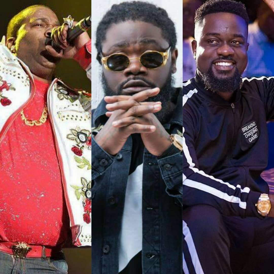 Captain Planet Appraise Sarkodie; compared him to Buster Rhymes
