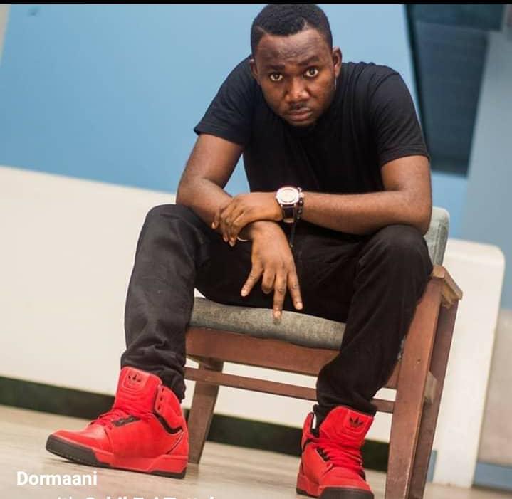 THE NEXT BIGGEST SURPRISE IN GHANA'S MUSIC INDUSTRY @ DORMAANI.