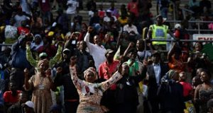 Why South African President was booed at Mugabe's funeral