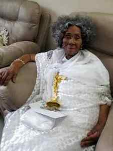 Photo :Wow Former President of Ghana  Rawlings' mother @ 100  years today