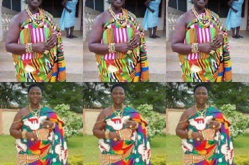 Queen mother of Sunyani passed at 64 years