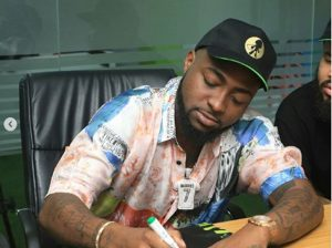 Davido reveals his unconditional love for his late mother