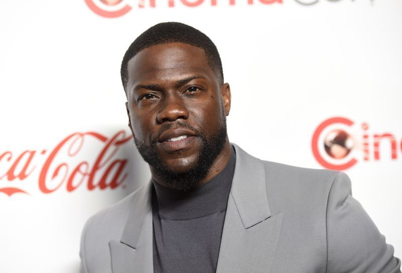 Sex tape partner hits Kevin Hart with $60m lawsuit