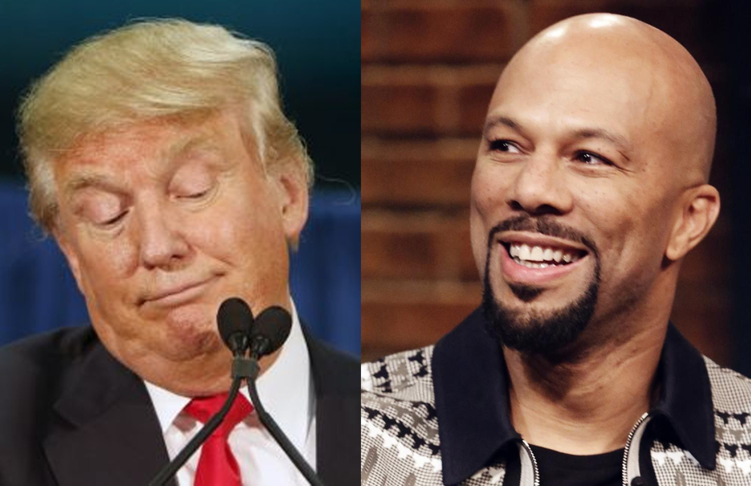 Trump could use therapy says US rapper Common –