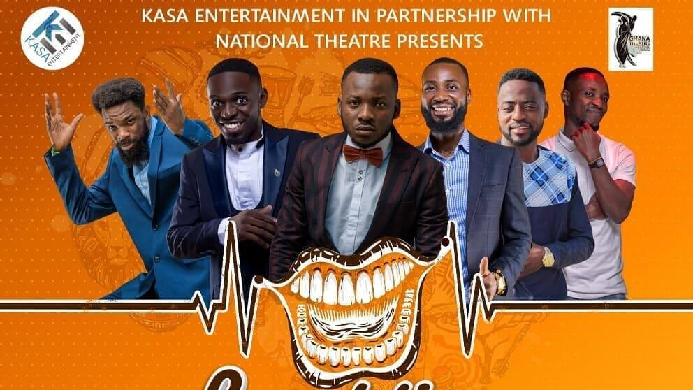 Laughline Comedy Night scheduled for    September 27 At The National Theatre
