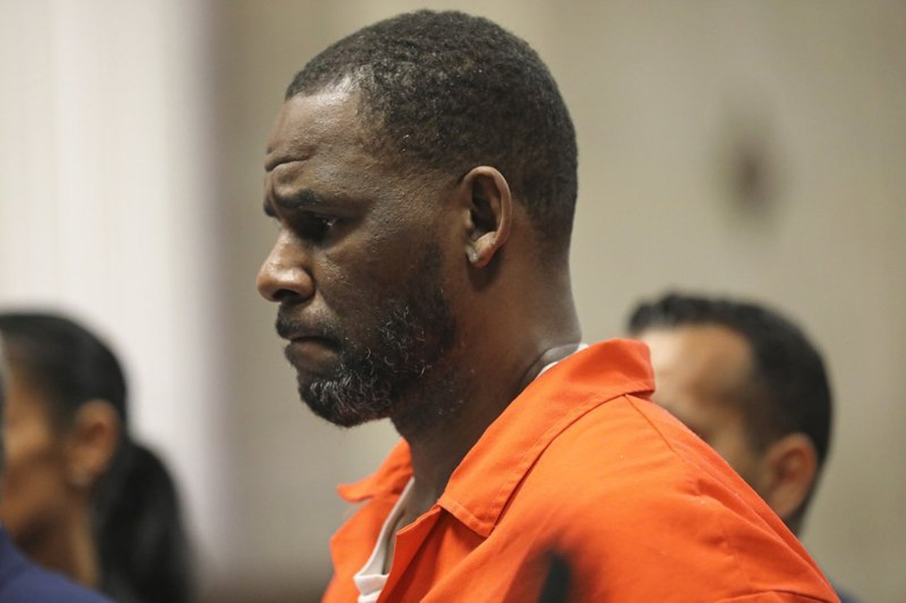 Judge denies bail for R. Kelly in NYC sex-abuse case