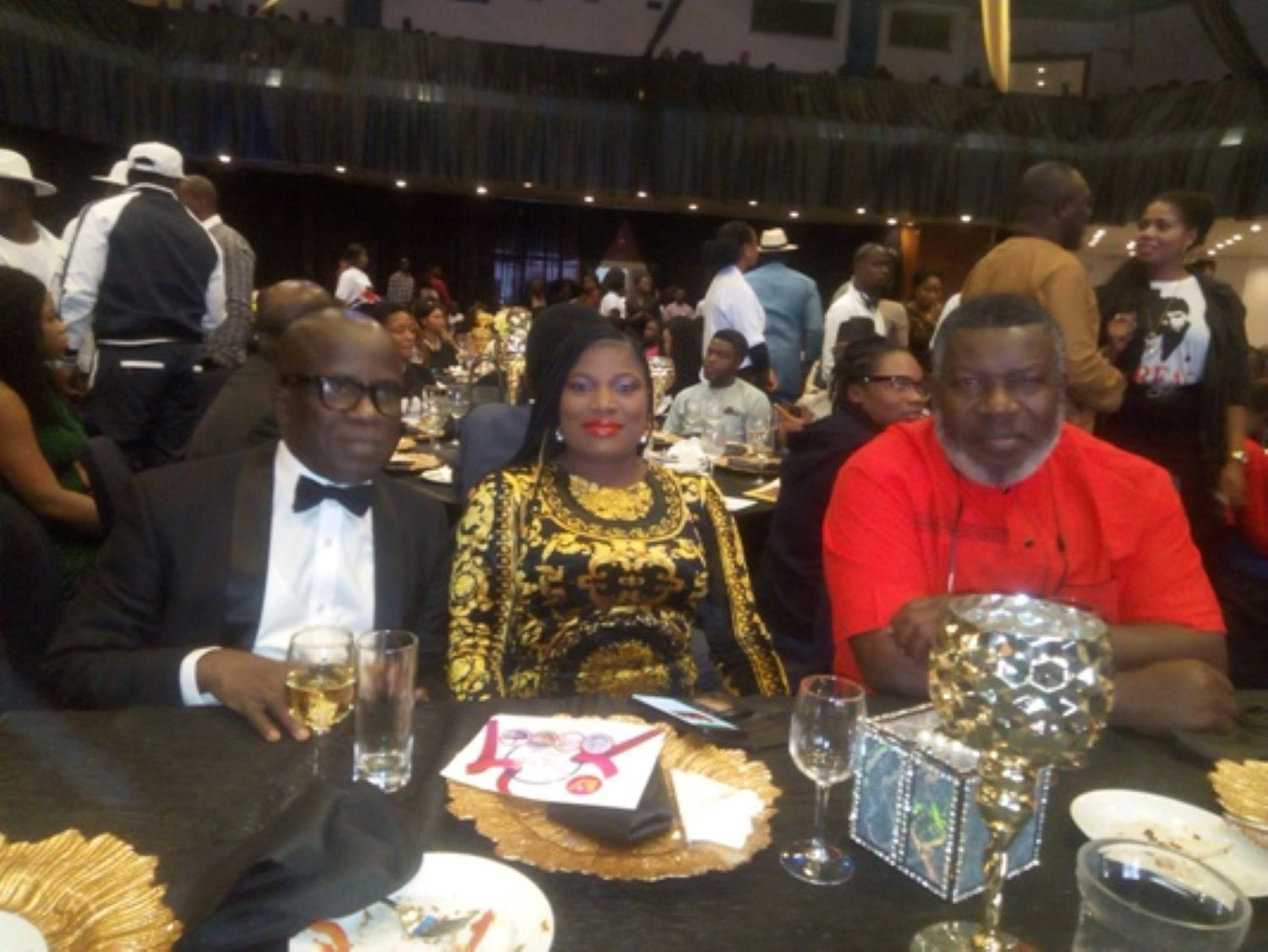 Nollywood stars light up 'The Enemy I know' premiere in Abuja