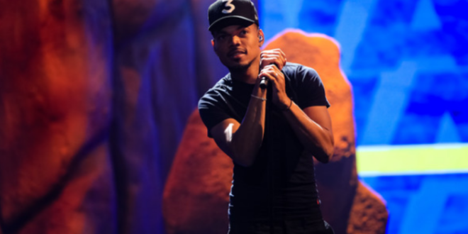 Us Rapper Chance to visit Ghana after Sarkodie's speech at BET Awards