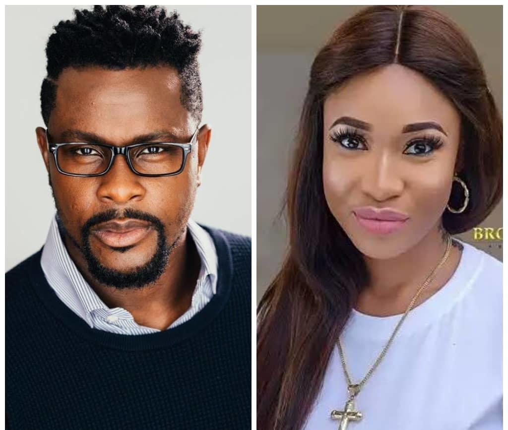 'I can last more than 40 seconds', Nollywood actor, Mandinga woos Tonto Dikeh