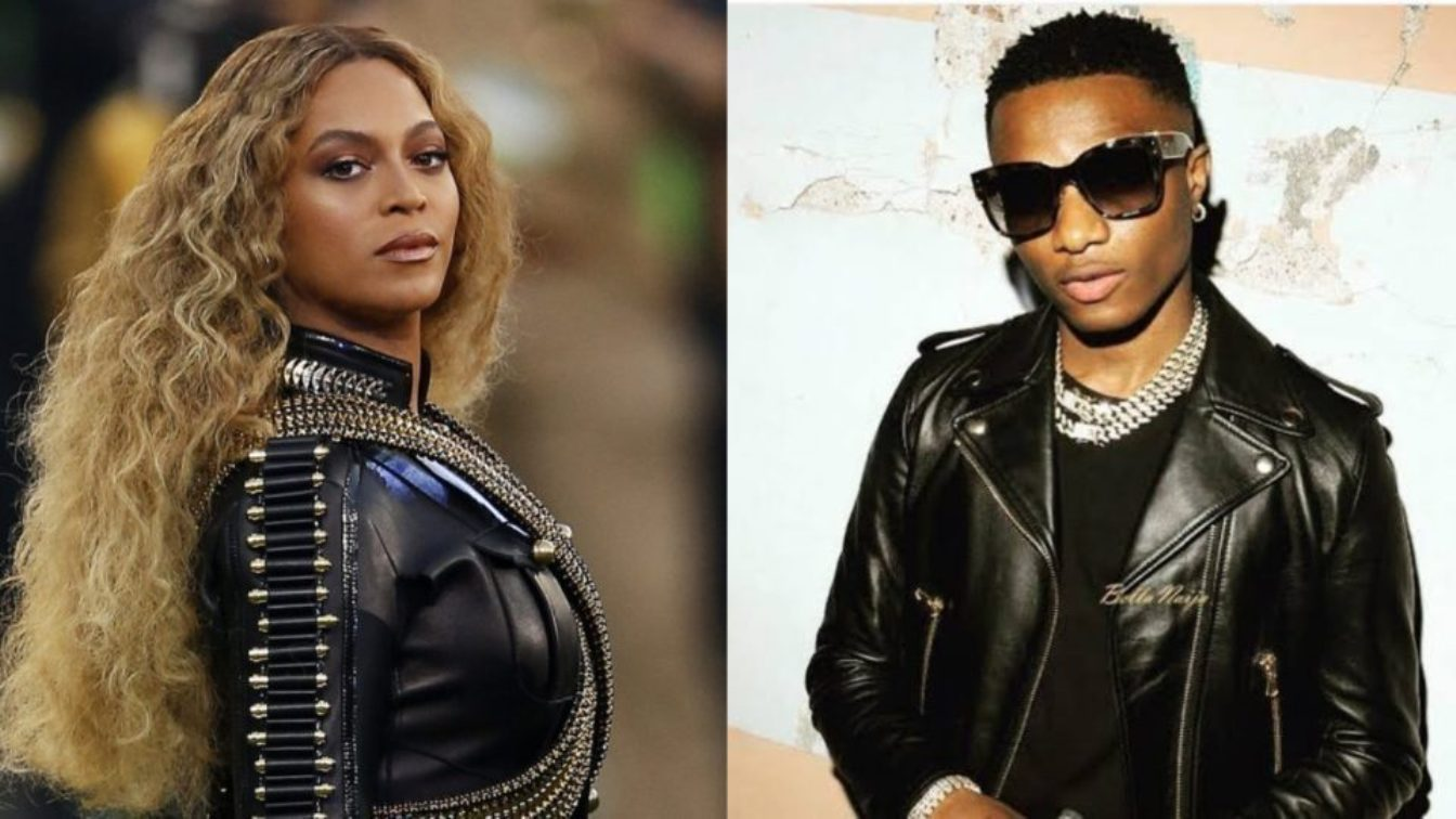 Wizkid, Beyonce make 'Brown Skin Girls' video