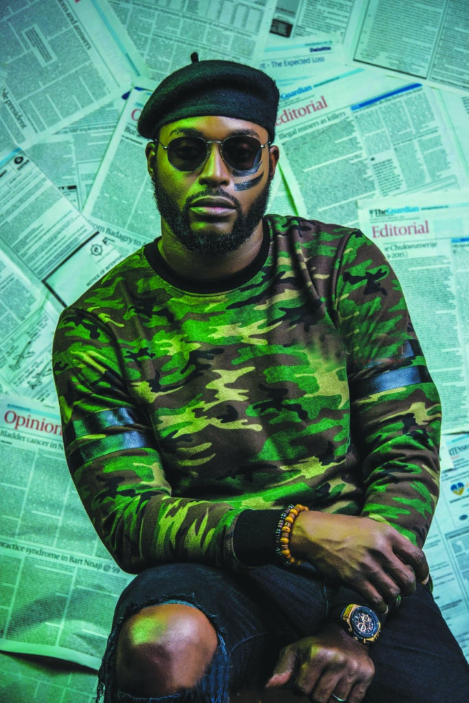 When DJ Neptune shut down Lagos