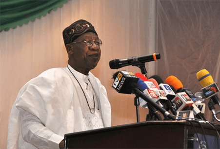 AFRIMA: People who use music must pay for it ― Lai Mohammed