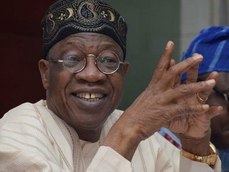 Lai Mohammed met with loud boos, some cheers at AFRIMA