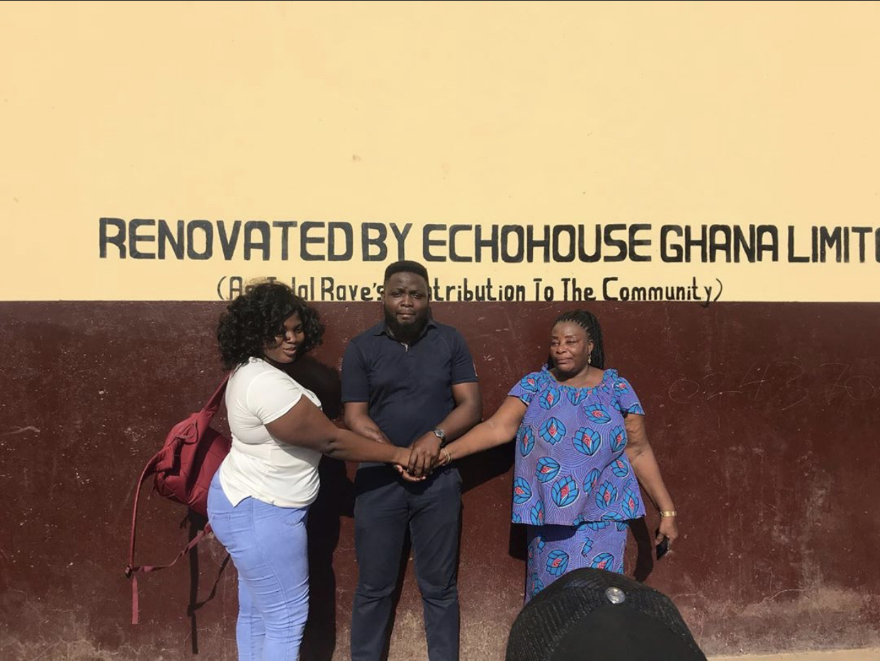 Echohouse Ghana Ltd renovates Botianor Methodist School