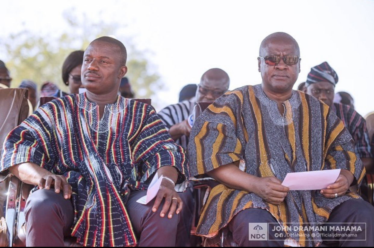 Mahama Given Rousing Welcome At The Gonja Damba Festivity