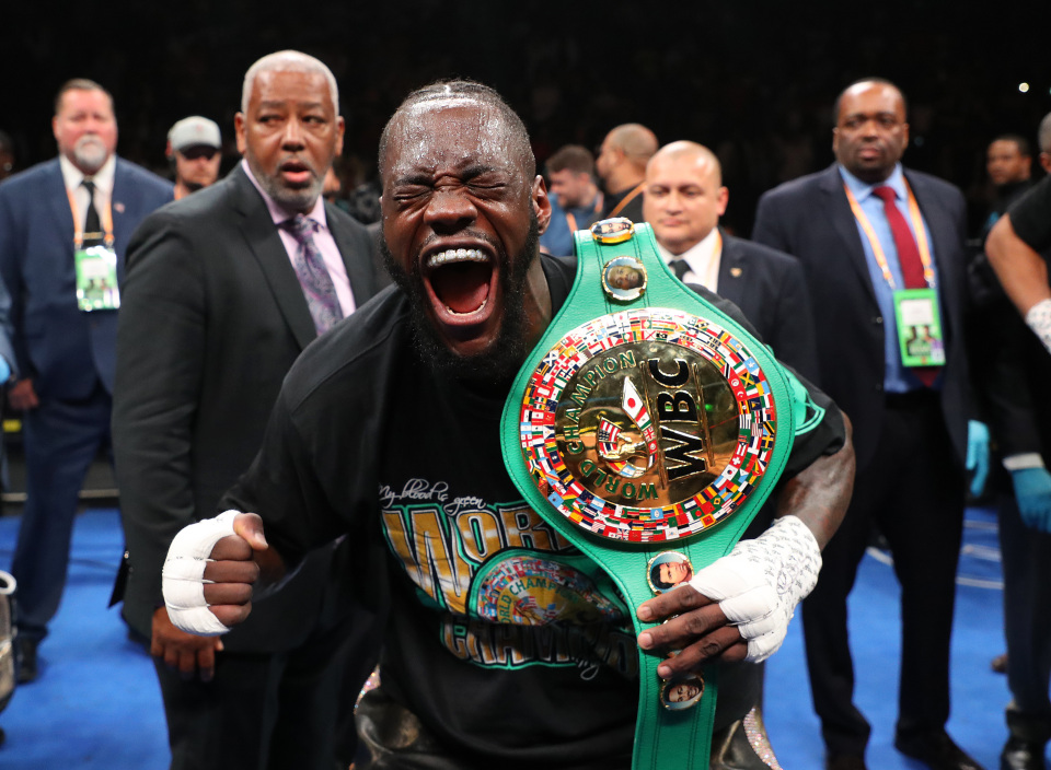 Deontay Wilder – The 21st Century Boxing Beast…