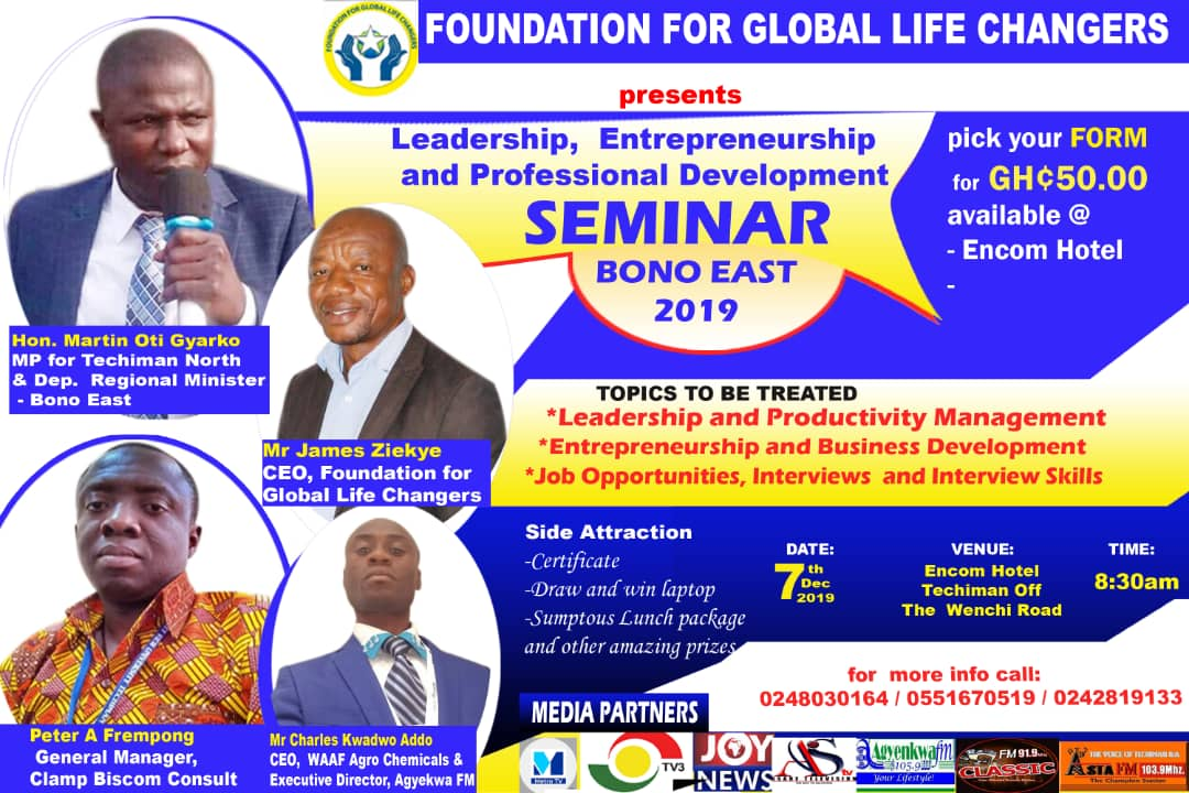 The Most Intellectual Seminar Of The Bono East…