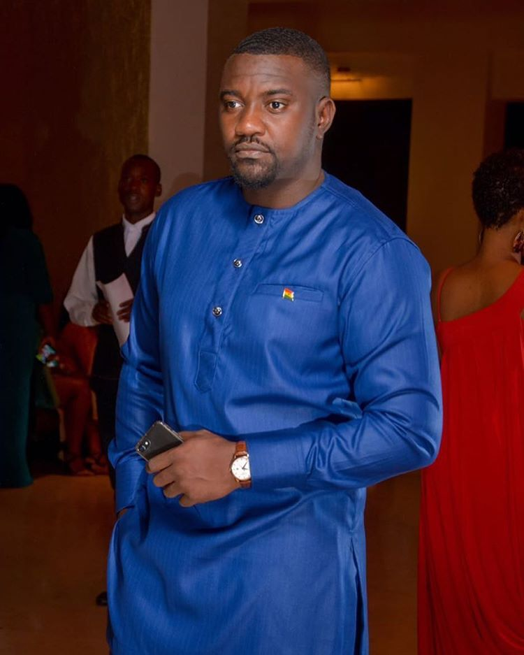 John Dumelo promises to find a lasting solution to flooding…
