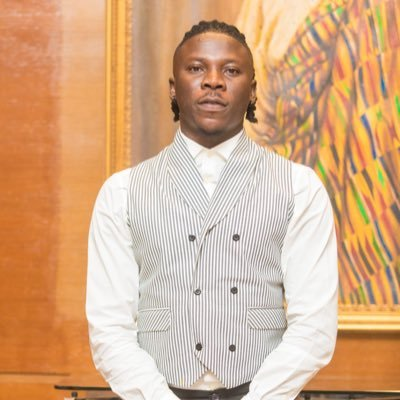 Stonebwoy signs new ambassadorial deal…