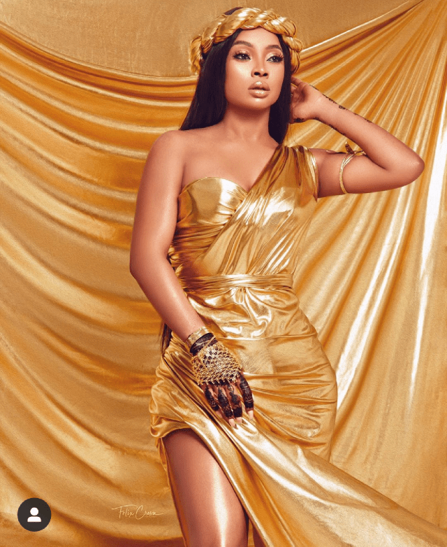 What I miss not being in a relationship ― Toke Makinwa