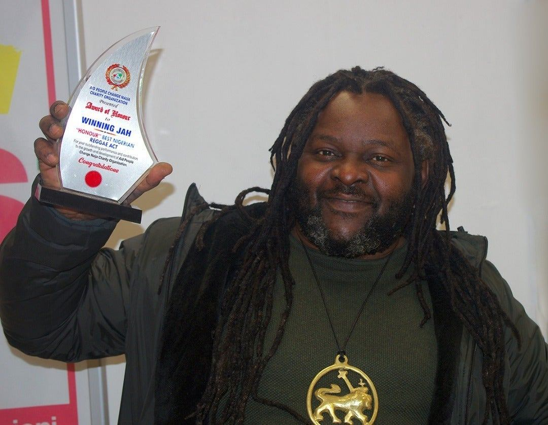 Winning Jah: West Africa celebrates Nigeria's most influential reggae…
