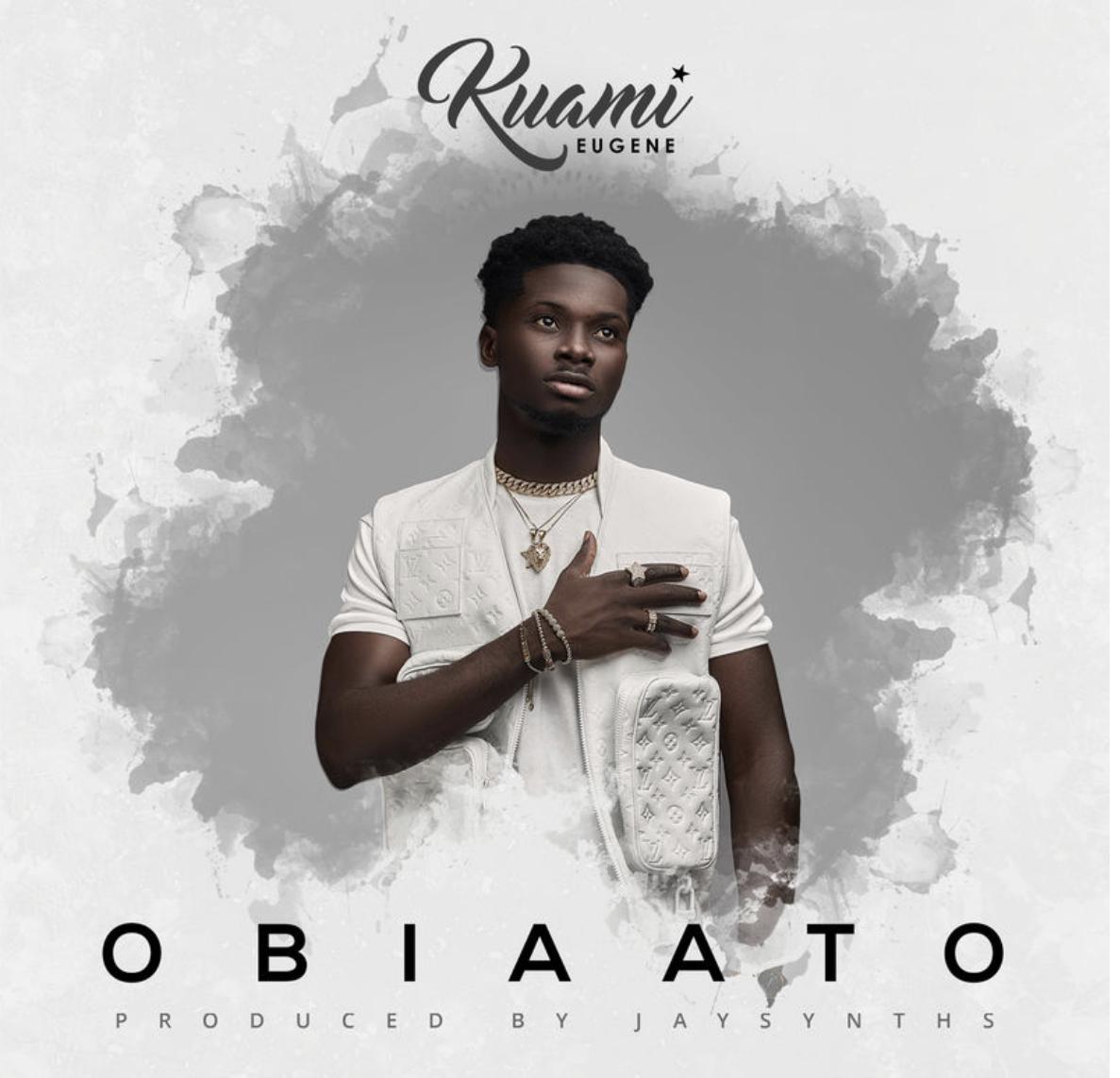 Checkout the lyrics to Obiaato from Kuami Eugene