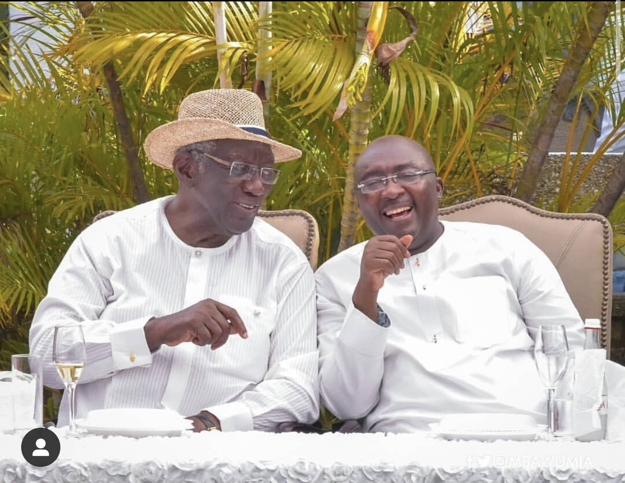 J. A. KUFUOR – GENTLE JACK RECEIVES VEEP