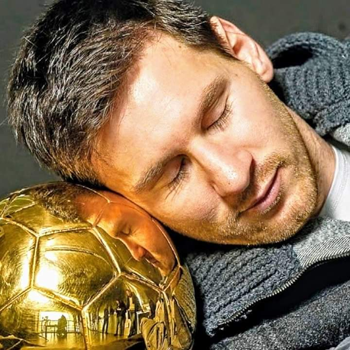 Lionel Messi wins sixth Ballon d'Or