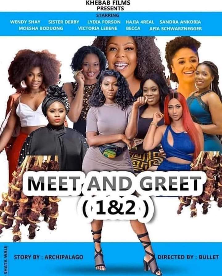 Wendy Shay To Unveil New Movie – Meet & Greet ?
