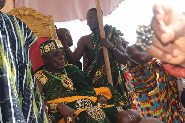 Grand Durbar of Okyenhene's 20th Anniversary Commemorated…