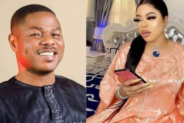 Yinka Ayefele under fire for hailing Bobrisky…