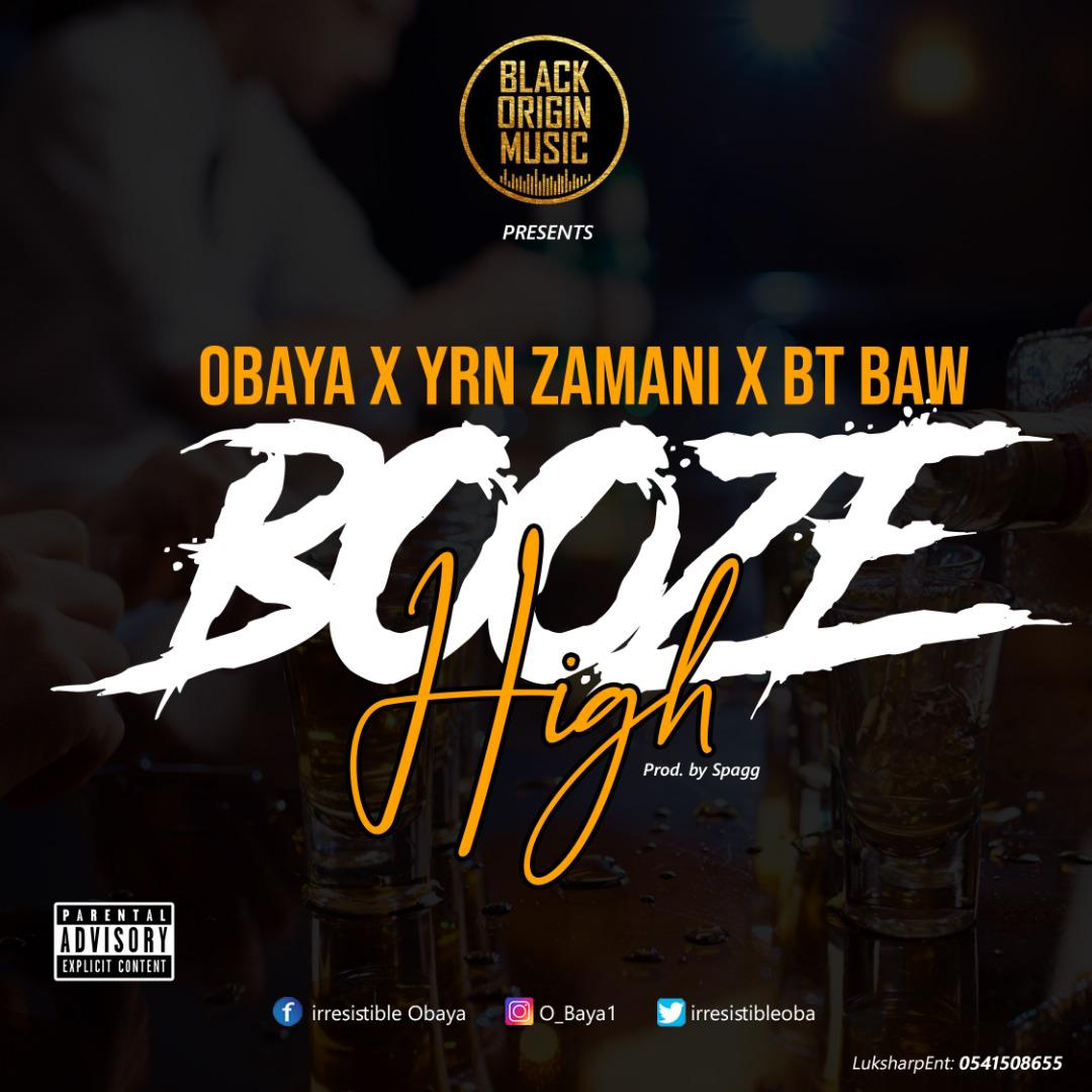 "Fast Rising Singer Obaya Set To Release A New Song ""Booze High"" On December 8"