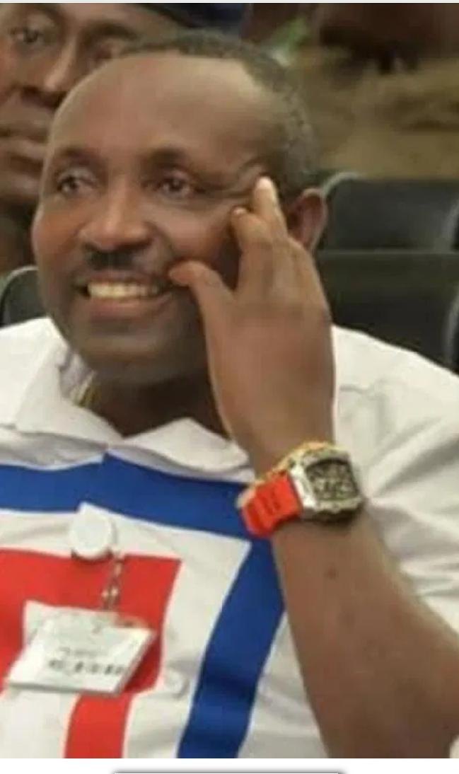 NPP General Secretary John Boadu rocks a Richard Mille watch worth Gh¢834,926.09