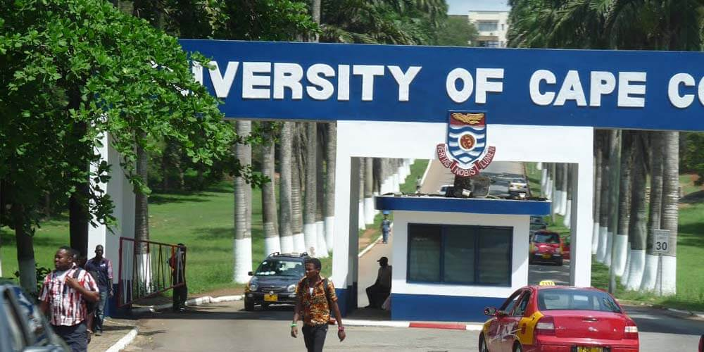 Wahala : UCC Student Arrested For Allegedly Kidnapping SHS Girl For 5 Solid Days