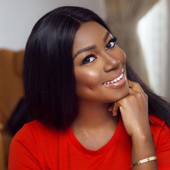 Yvonne Nelson blasts Ashantis and Voltarians for their unflinching supports for NPP and NDC respectively.