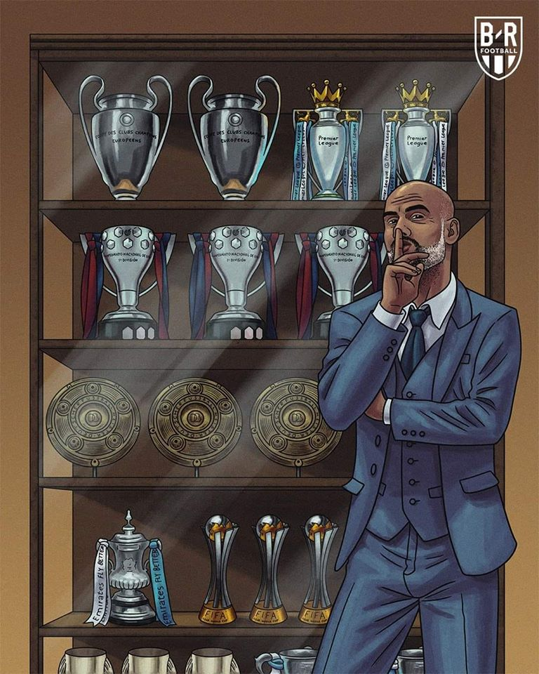 Pep Guardiola Turns 49 Today…