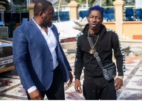 Shatta Wale stripes off Bulldog's position in SM4Life for insulting the Prez and Veep.