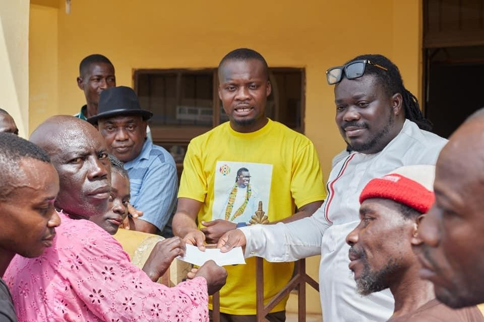 Musician Obour joins NPP parliamentary race…