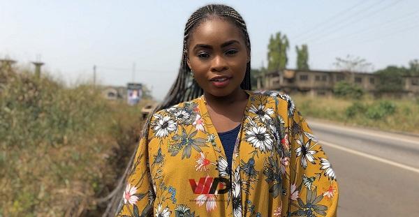NaaNa Blu responds to claims her version of Kofi Kinaata's 'Things Fall Apart' is better than the original