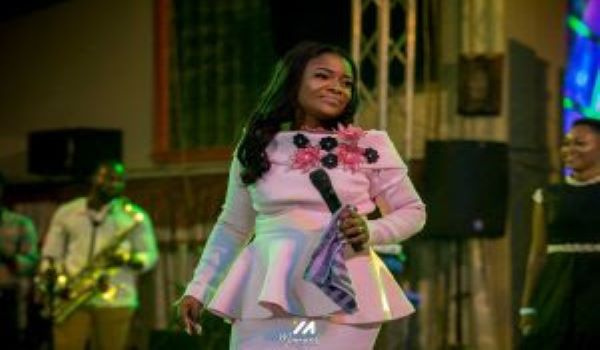 DHExperience2020: Ohemaa Mercy surprises patrons with  a gospel grove performance