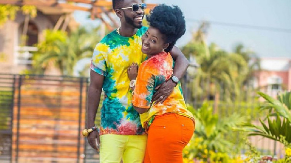Okyeame Kwame was paid less than GHC 3,000 a year at MUSIGA – Wife
