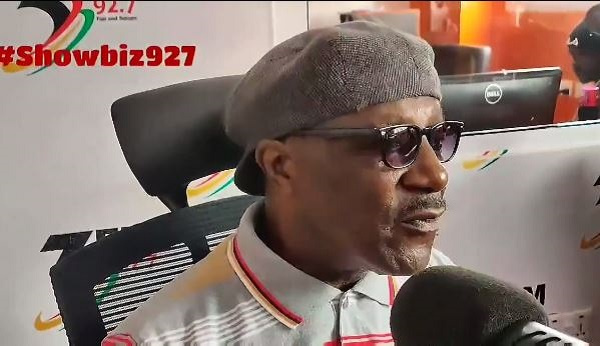 Ambolley fingers Sidiku Buari as MUSIGA 'senior mafia'