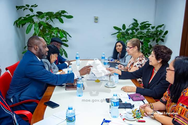 GHANA AND CUBA AGREE TO SIGN AN MOU IN SPECIAL NEEDS EDUCATION