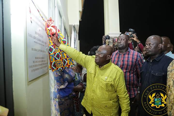 Prez visits Volta and Oti Regions.